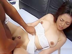 Exotic Japanese slut in Amazing 69, Masturbation/Onanii JAV video