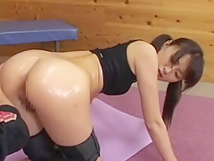 Fabulous Japanese model Misa Shinozaki in Exotic Blowjob/Fera, Fingering JAV scene