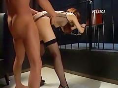 Incredible Japanese model in Best BDSM, Lingerie JAV movie