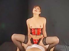 Crazy Japanese model Asahi Miura in Best Small Tits, POV JAV scene