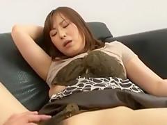 Crazy Japanese whore Mina Kanamori, Reika Yoshizawa, Akane Satozaki in Best Fingering, Creampie/Nakadashi JAV scene