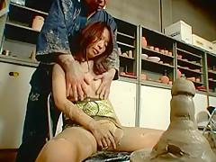 Incredible Japanese model in Crazy Mature/Jyukujyo JAV video