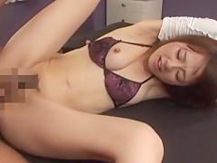 Amazing Japanese model in Fabulous Facial, Threesomes JAV movie