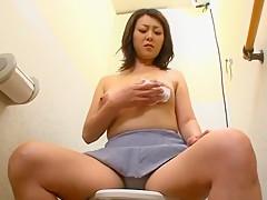Censored japanese mature mako kimura facefucked