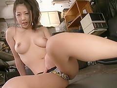 Best Japanese whore Satomi Suzuki in Crazy JAV uncensored Hairy video