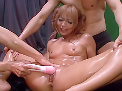 Best Japanese whore Kyoko in Crazy JAV uncensored Hardcore video