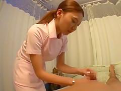 Amazing Japanese girl Mio Kuraki, Chika Eiro, Imai Natsumi in Best Cumshots, Nurse/Naasu JAV clip