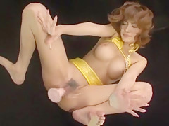 Amazing Japanese chick Kirara Asuka in Incredible Dildos/Toys, Cunnilingus JAV video