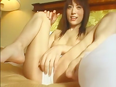 Exotic Japanese whore Arisa Kanno in Best Small Tits, Lingerie JAV movie