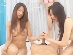Hottest Japanese slut Julia, Momoka Nishina, Megumi Shino in Best Handjobs, Blowjob/Fera JAV scene