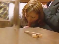 Exotic Japanese slut Mao Itoh, Chloe Fujisaki, Tsubomi in Amazing Hidden Cams, Doggy Style JAV video