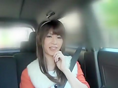Amazing Japanese model in Horny Outdoor, POV JAV video