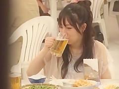 Crazy Japanese model Kyouko Maki in Hottest JAV video