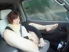 Best Japanese girl Kaede Oshiro in Fabulous Dildos/Toys, Facial JAV scene
