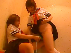 Horny Japanese chick in Fabulous JAV scene