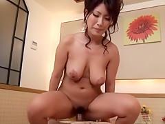 Horny Japanese slut in Incredible Nipples JAV scene