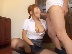 Incredible Japanese chick Mao Hamasaki in Crazy JAV movie