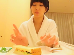 Horny Japanese whore Riku Minato in Exotic JAV scene