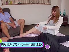 Crazy Japanese Girl Rion Nishikawa In Amazing Jav