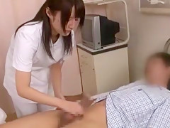 Amazing Japanese slut Miku Tanaka, Ryo Sena, Yuzu Yamanashi in Incredible Handjobs JAV movie