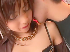 Hottest Japanese slut Misa Shinozaki, Nana Konishi, Miyu Hoshino in Fabulous Cunnilingus, Handjobs JAV video