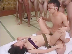 Fabulous Japanese chick Ai Takeuchi in Horny Dildos/Toys, Cunnilingus JAV video