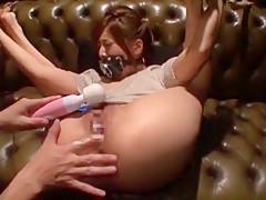 Incredible Japanese whore Aya Oshima in Fabulous BDSM, Fetish JAV scene