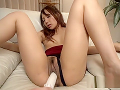 Amazing Japanese model Yukina Momota in Horny Masturbation, Blowjob JAV clip