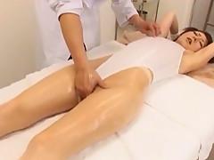Fabulous Japanese model Ren Serizawa in Hottest Fingering, Sports JAV scene