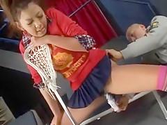 Incredible Japanese model Rin Aikawa in Fabulous Big Tits, Close-up JAV clip