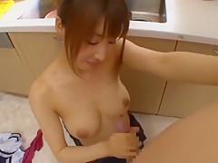 Horny Japanese slut Ayami Syunka in Best Girlfriend, Big Tits JAV scene