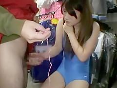 Incredible Japanese whore Saki Kobashi in Hottest Squirting, Fingering JAV scene