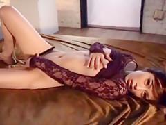 Hottest Japanese model Rico Yamaguchi in Amazing Fingering, Cunnilingus JAV movie
