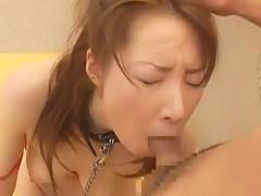 Horny Japanese whore Shiori Inamori in Incredible JAV movie