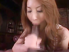 Crazy Japanese chick in Fabulous Blowjob JAV video