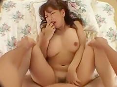 Amazing Japanese whore Mahiru Yukino in Crazy Fingering, POV JAV scene