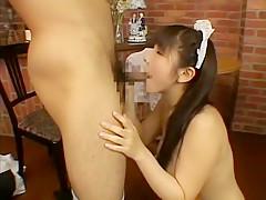 Best Japanese slut Momo Aizawa in Incredible Bar JAV video