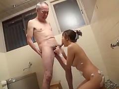 Best Japanese slut Akari Satsuki in Horny Handjobs, Big Tits JAV video
