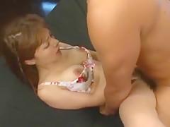 Best Japanese slut Sarah in Crazy JAV clip