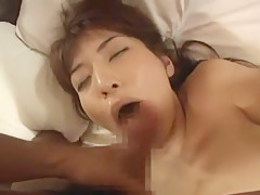 Crazy Japanese whore An Nanba in Horny Hairy, Doggy Style JAV scene