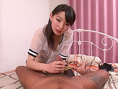 Crazy Japanese chick Konoha in Amazing JAV uncensored Blowjob movie
