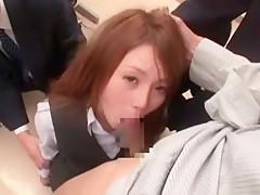 Crazy Japanese model Shiori Hazuki in Incredible Cumshots, Fingering JAV video