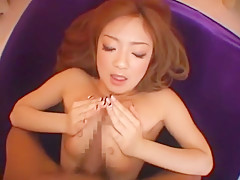 Incredible Japanese slut Rui Miyagi in Crazy Big Tits JAV movie