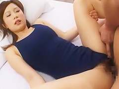 Horny Japanese slut Minami Kojima in Crazy Cunnilingus, Fetish JAV video