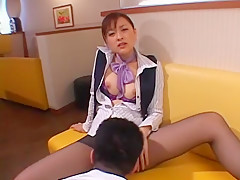 Hottest Japanese chick Yukiko Suo in Horny Fingering, Close-up JAV video