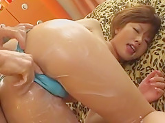 Amazing Japanese girl Nene Fujimori in Fabulous Fingering, Blowjob JAV movie
