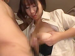 Incredible Japanese whore in Exotic Wife, Dildos/Toys JAV video