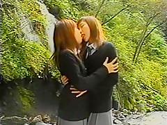 Fabulous Japanese slut Miu Soma, Junko Motojima, Yuu Ichinose in Best Cunnilingus, Lesbian JAV clip