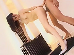 Horny Japanese model Io Asuka in Hottest Blowjob, Fingering JAV video