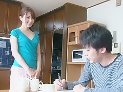 Fabulous Japanese girl Yui Hatano in Horny Blowjob, Fingering JAV movie